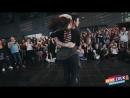 Jordan Tatiana West Coast Swing Improv