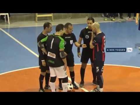 FutsalAFA PrimeraA - Resumen Pinocho vs San Lorenzo - Fecha 17 - 2018