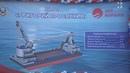 На «Севморзаводе» начинают строить тяжёлый плавкран «Григорий Просянкин»