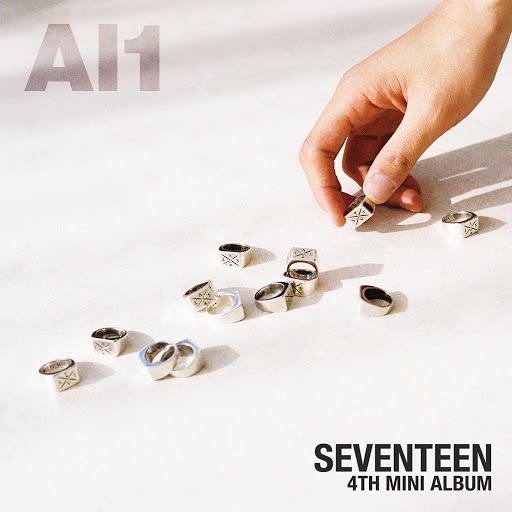 Seventeen альбом SEVENTEEN 4th Mini Album 'Al1'