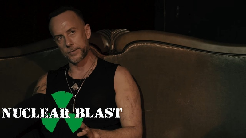 BEHEMOTH - ILYAYD Interviews Series Pt. 2 - Nergal on CoverArtwork