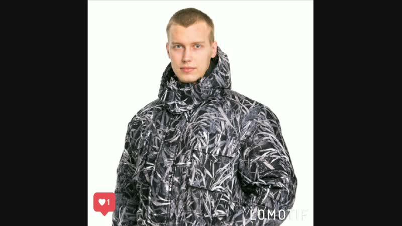 костюм БУРАН из мембранной ткани - алова.mp4