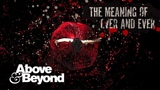 Above &amp Beyond feat. Richard Bedford - Happiness Amplified (Official Lyric Video)