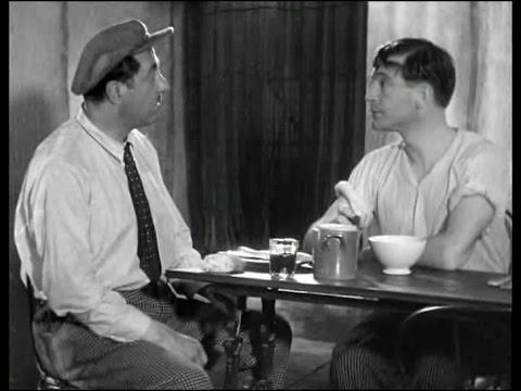 1931 - Marius (PAGNOL): scène du petit-déjeuner complète