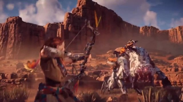 Horizon zero dawn - Вне жизни