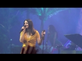 Lana Del Rey 13 Beaches (Live @ Palau Sant Jordi LA To The Moon Tour)