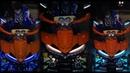 Дьявольские глазки своими руками из Дневных ходовых огней от Hyundai Sonata '10 15 FPS 4
