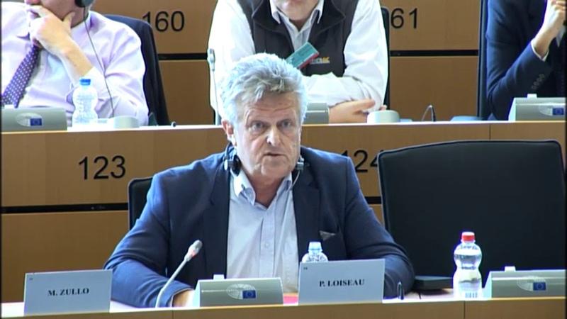 Intervention de Philippe Loiseau en Commission AGRI sur la PAC