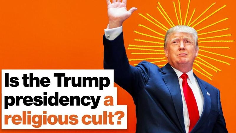 Is the Trump presidency a religious cult?   Reza Aslan