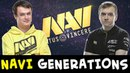 NaVi first and latest carry GENERATION XBOCT Crystallize in one team