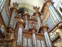 Vivaldi - RV 565 - Op. 3 No.11 / Bach, J.S. - BWV 596 -3- Fuga - Organ Simon Preston