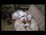 Порка Анфисы розгами и плетьми