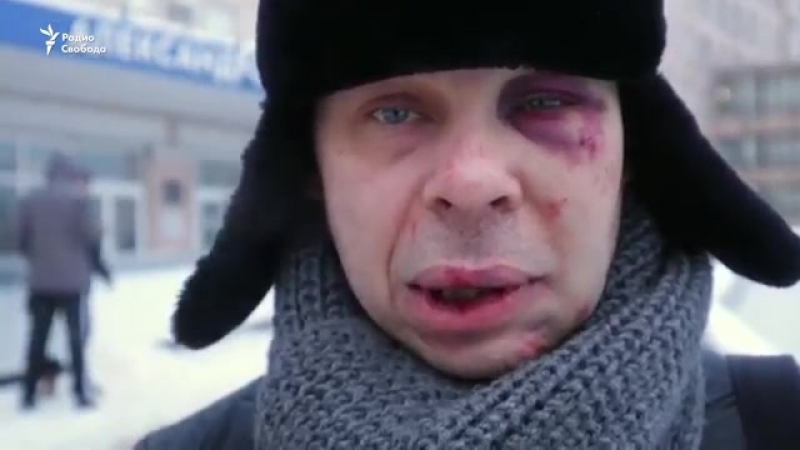 В Петербурге избит активист Открытой России