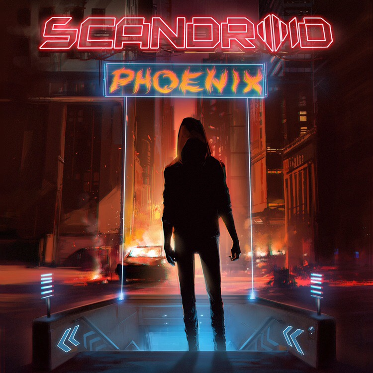 Scandroid - Phoenix (Single)