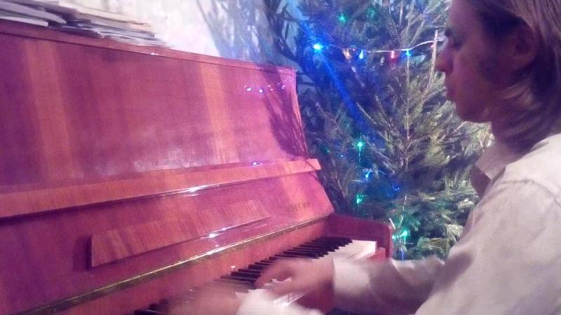 ALF main theme piano / АЛЬФ главная тема из сериала