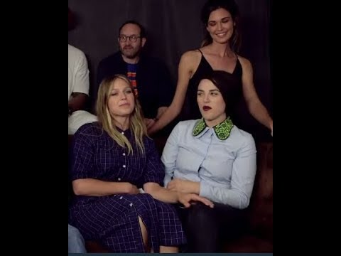 Kara and Lena interview   some little interesting points