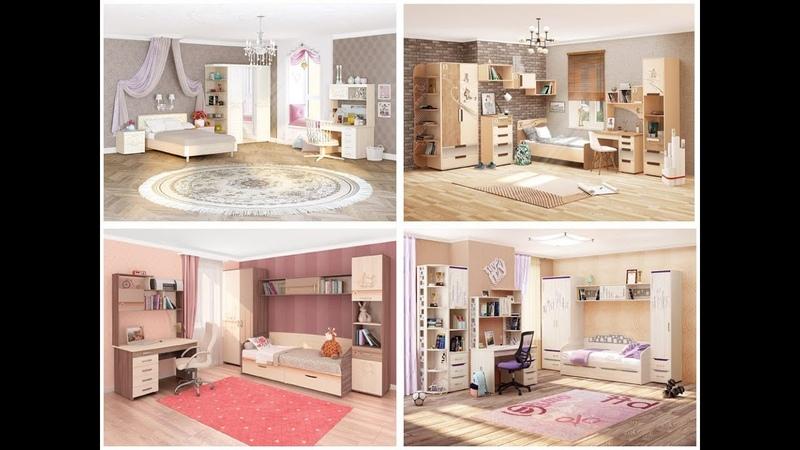 Мебель для подростковых и детских от DaVita-мебель