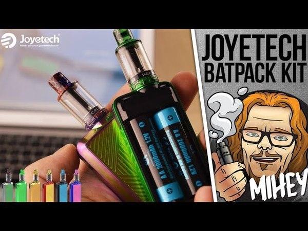 Joyetech BATPACK Kit. Батарейки АА? Да ладно!?!?🎷🎻🎹🎸