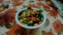 Китайские цветные орешки. Обзор.