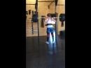 Back squat 95kg