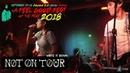 Not On Tour Write It Down live@FEEL GOOD FEST 2018
