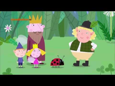Гастон идет в школу / Gaston Goes To School 2 сезон 7 серия Маленькое Королевство Бена и Холли