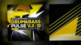 Salaryman Drum &amp Bass Samples - Drum &amp Bass Pulse Vol.3