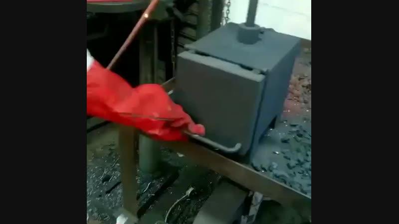 Горячая клёпка