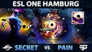 SECRET vs PAIN - PUPPEY vs W33 - Blackhole vs Silence - Old Teammates play against each other!