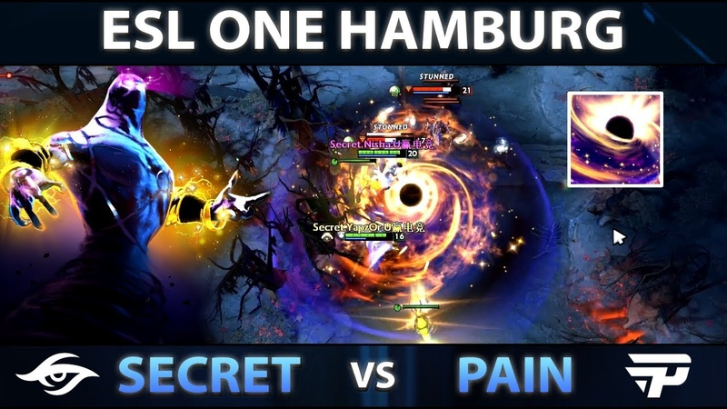 SECRET vs PAIN - PUPPEY vs W33 - Blackhole vs Silence - Old Teammates play against each other!