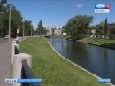 В Приморском районе собираются благоустроить депрессивные территории вдоль Черной Речки
