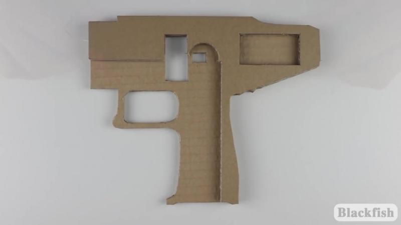 Как сделать пистолет-пулемет УЗИ для страйкбола