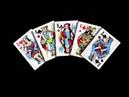 Обман зрения Карточные фокусы Card trick