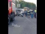 Авария на ГПЗ в 5 утра 18.6.2018 Ростов-на-Дону Главный