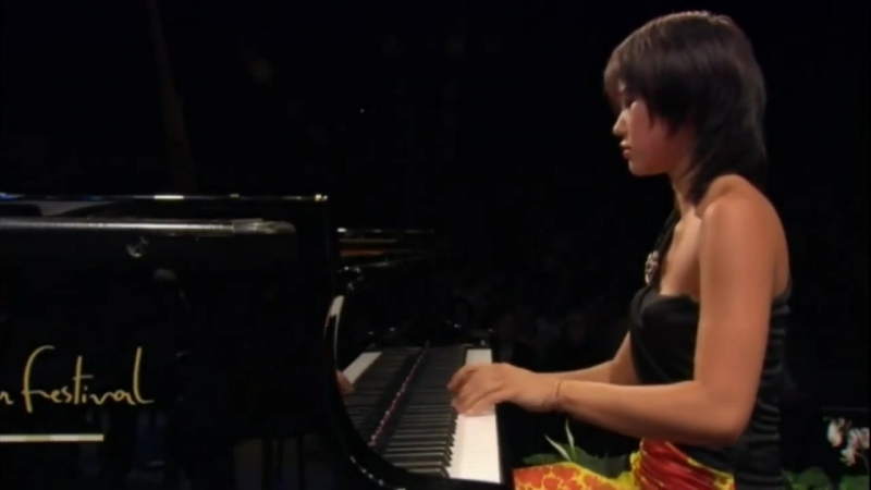 Yuja Wang plays Rachmaninoff_-_Piano Concerto No2 C minor__Opus18