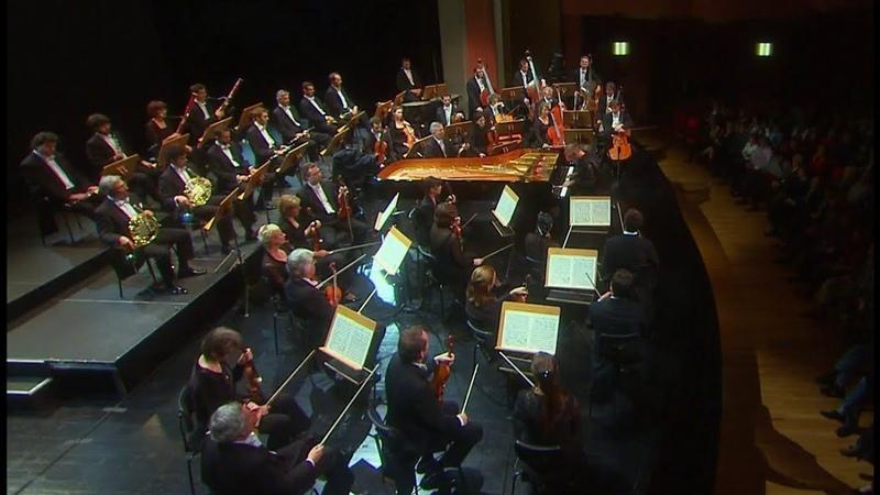 Christian Zacharias - Beethoven: Piano Concerto № 4 (Salle Métropole - Lausanne, 2012)