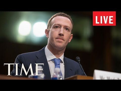 Facebook CEO Mark Zuckerberg Discusses Data Privacy With European Parliament President TIME