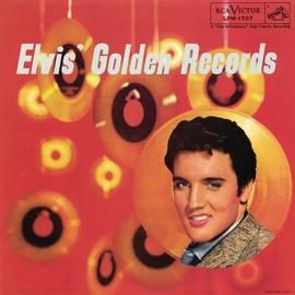 Elvis Presley альбом Elvis' Golden Records