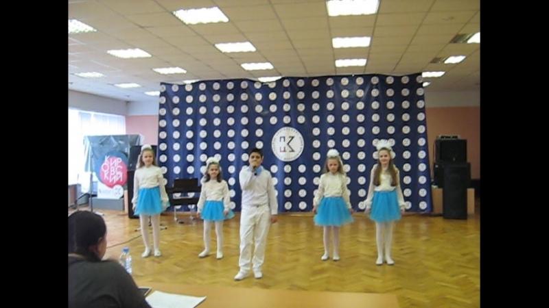 Нарисуй свой мир - Джафаров Камил - вок.ансамбль Ветер перемен