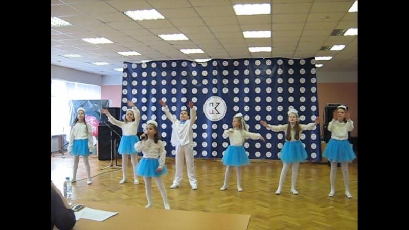 Если город танцует - Дик Виталина - вок.ансамбль Ветер перемен