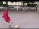прирожденный футболист