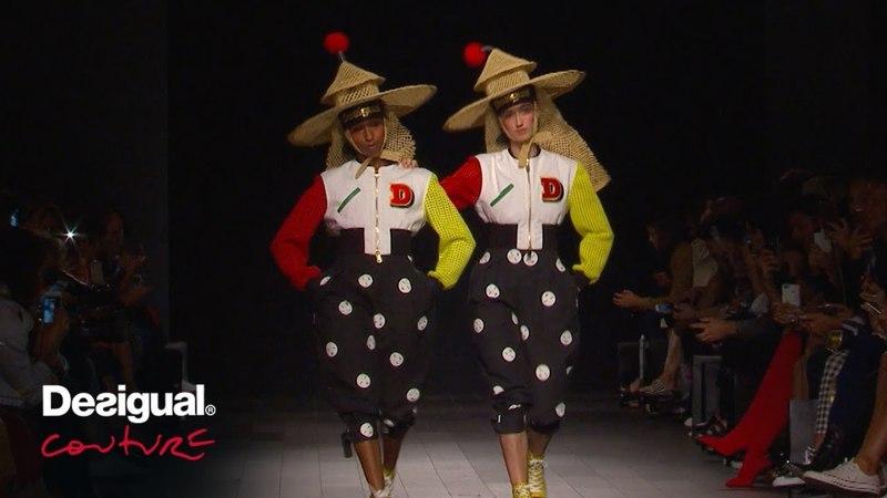 Desigual | SS 2018 Full Fashion Show | NYFW