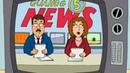 Family Guy | Гриффины (2 Сезон, 7 Серия) - Король умер (Ren-TV)