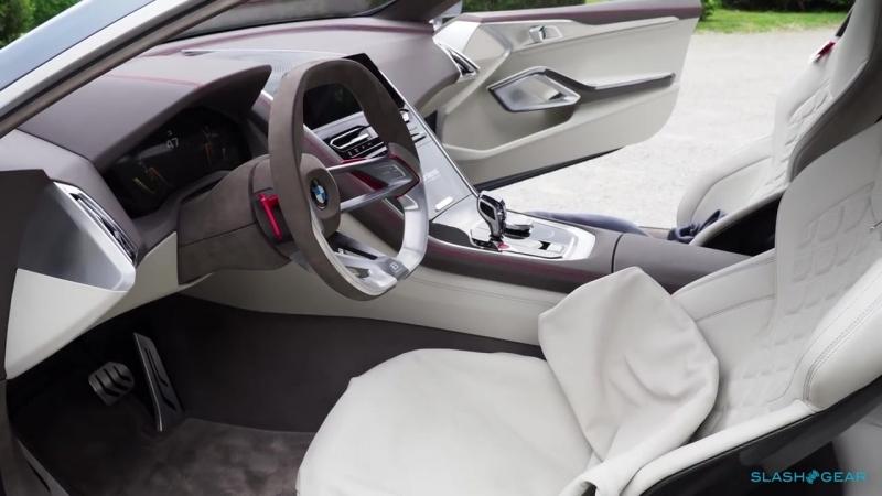 EXCLUSIVE BMW 8 Series Concept