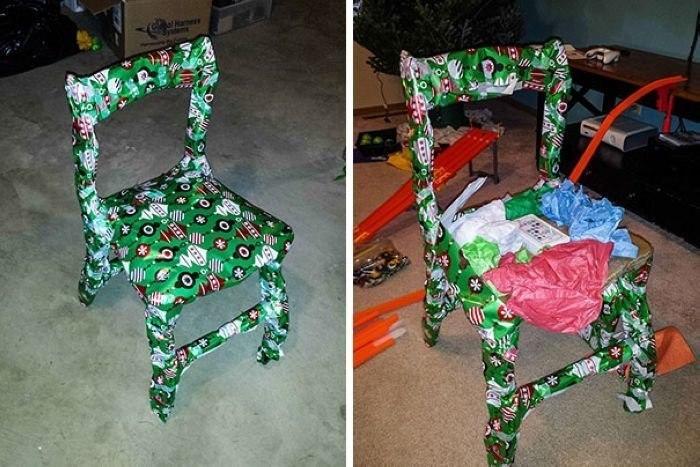 cxaAd 79L4A - Как гениально упаковать подарки