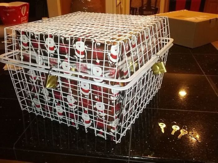 CWESxpJBO6A - Как гениально упаковать подарки