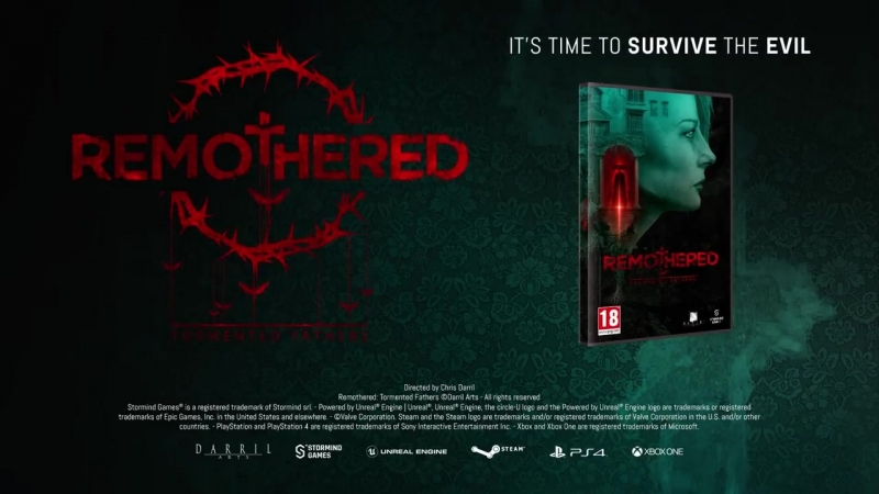 Remothered- Tormented Fathers - Official Trailer