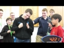 Rubiks Cube World Record - 4.22 seconds