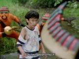 [dragonfox] Seijuu Sentai Gingaman - 17 (RUSUB)