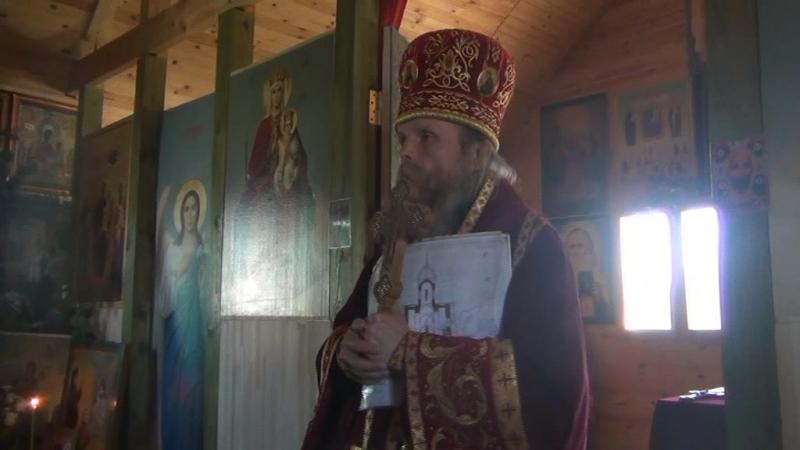 О СТРОИТЕЛЬСТВЕ ХРАМА МУЧЕНИКУ ТРИФОНУ